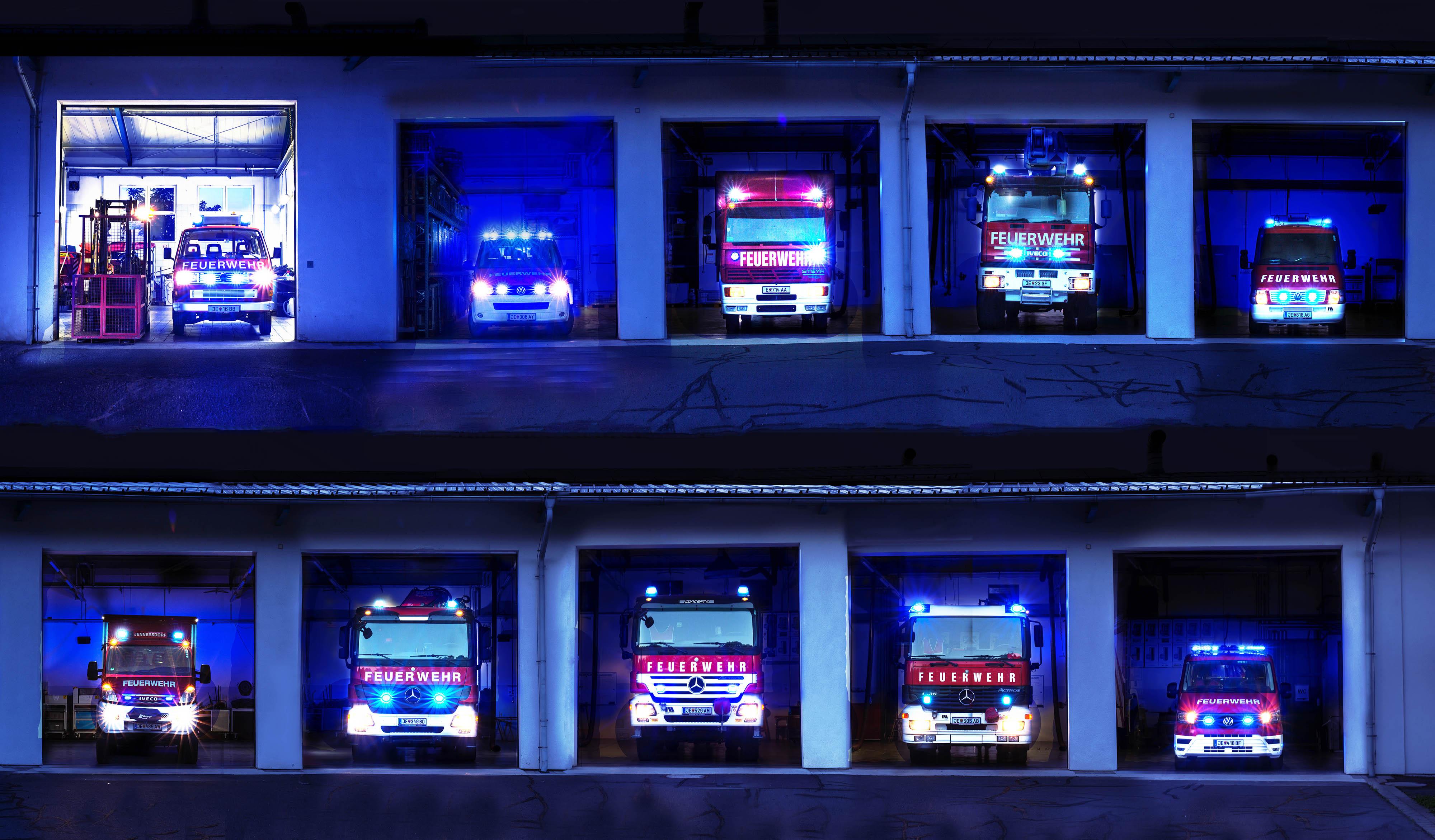 Blaulicht Feuerwehr-Challenge ...