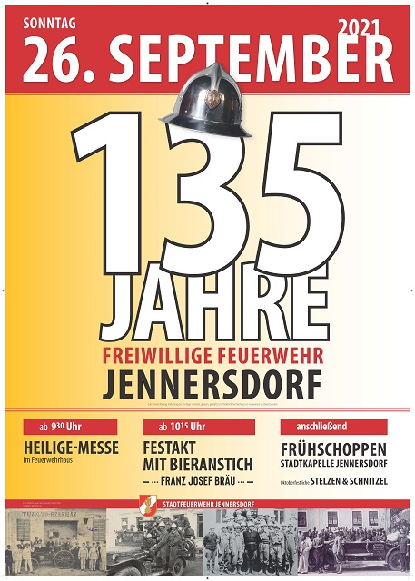 Frühschoppen 135 Jahre FF Jenn...