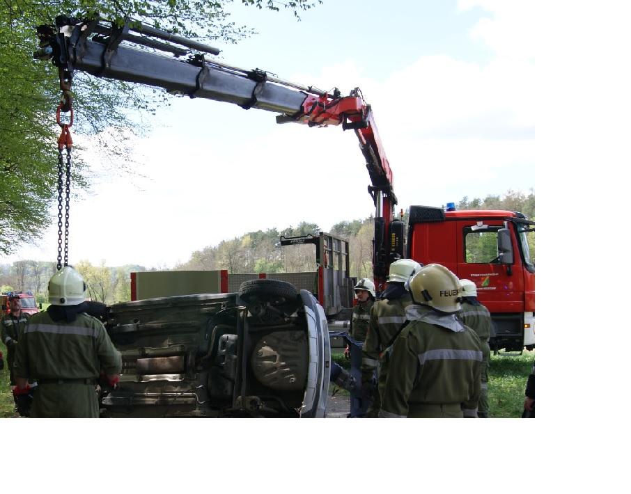 Verkehrsunfall in Grieselstein...