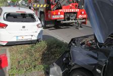 Aufsehenerregender Auffahrunfall in Jennersdorf_3
