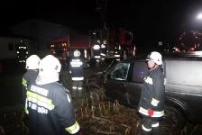 Eingeklemmter PKW-Lenker auf Umfahrungsstraße in Jennersdorf_22
