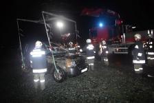 Eingeklemmter PKW-Lenker auf Umfahrungsstraße in Jennersdorf_32