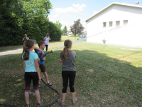 Kinder besuchten während Ferienbetreuung die Stadtfeuerwehr_17