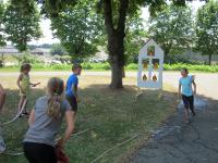 Kinder besuchten während Ferienbetreuung die Stadtfeuerwehr_2