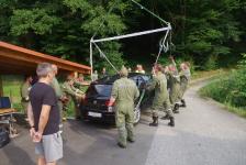 Mehrere Bergungseinsätze für die Stadtfeuerwehr Jennersdorf_8