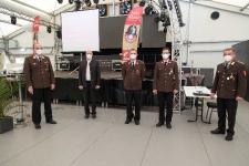 Stadtfeuerwehr Jennersdorf unter neuer Führung_16