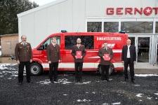 Stadtfeuerwehr Jennersdorf unter neuer Führung_57