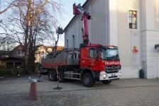 Stadtpfarrkirche Jennersdorf hat wieder funktionstüchtige Dachrinnen_4