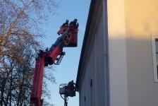 Stadtpfarrkirche Jennersdorf hat wieder funktionstüchtige Dachrinnen_7