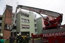 Wohnungsbrand Badstraße_1