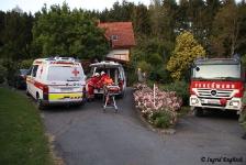Zwei Personen aus Baumkrone gerettet_1
